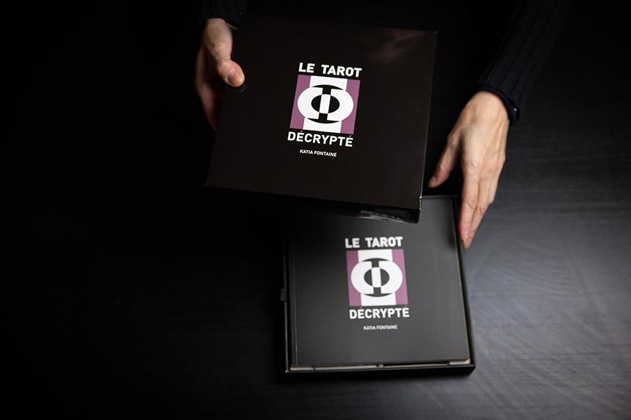 Le Tarot Décrypté - Le  livre explicatif