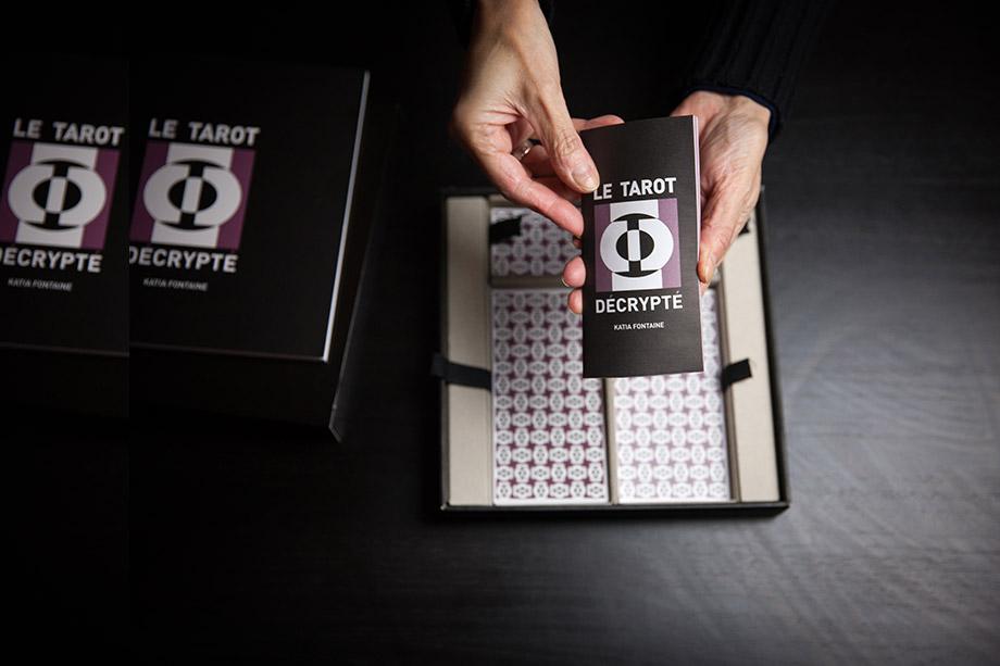 Le Tarot Décrypté - Le livret résumé